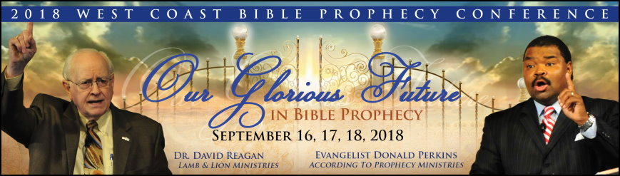 2018 According To Prophecy Ministries Bible Prophecy Conference