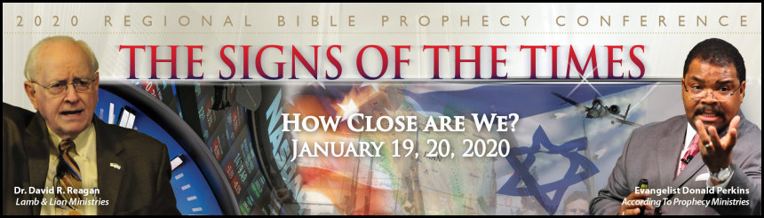 2020 Regional West Coast Bible Prophecy Conference