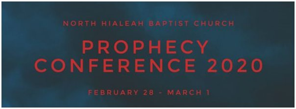 11th Annual Southeast Florida Bible Prophecy Conference
