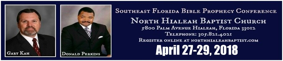 Southeast Florida Bible Prophecy Conference
