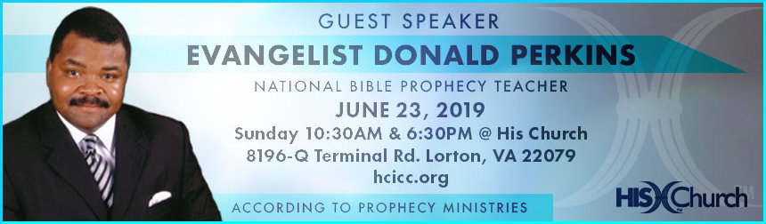 2019 His Church International Christian Center Prophecy Meeting