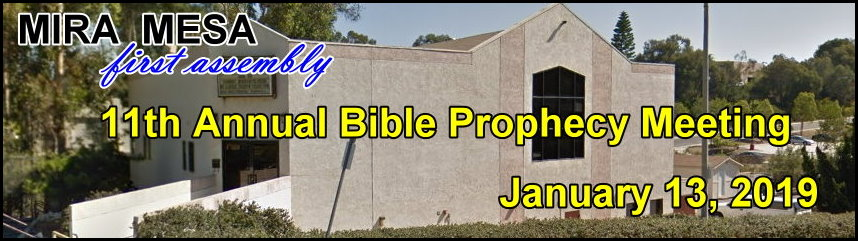 11th Annual Bible Prophecy Meeting