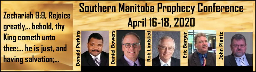 2020 Manitoba Prophecy Conference