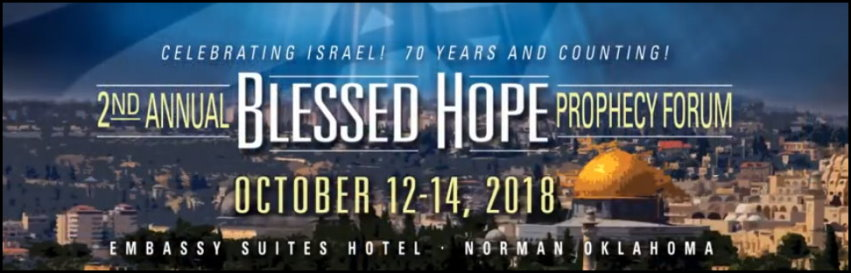 ATP 2nd Annual Blessed Hope Prophecy Forum
